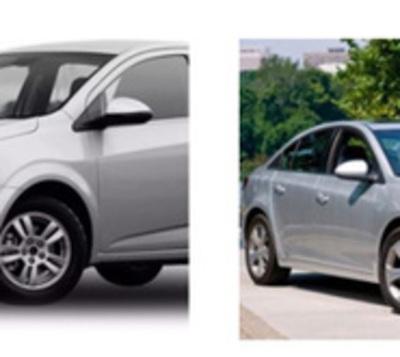 Convocan a dueños de autos Chevrolet para recambio de airbarg