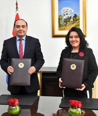 Cancillería y Senatur cooperarán para promover al Paraguay como destino turístico