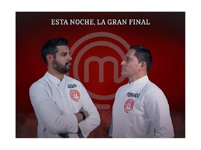 Esta noche será la gran final de MasterChef Paraguay