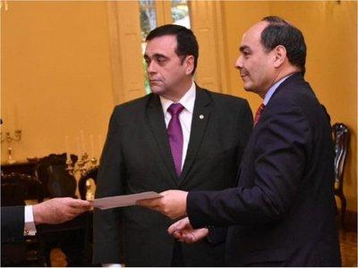 Juan Ángel Delgadillo, nuevo embajador paraguayo ante Brasil