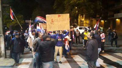"""Adelantan """"sepelio"""" del juicio político, pero también las protestas"""
