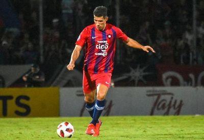 Cáceres no jugará ante River