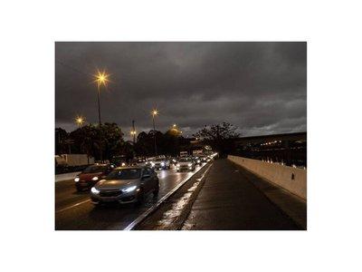 Incendios en Paraguay oscurecieron el cielo de Sao Paulo