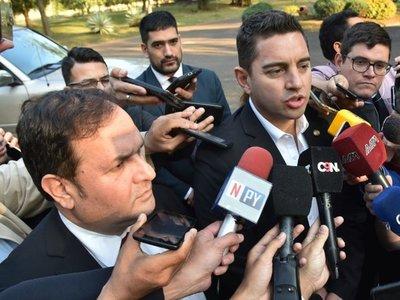 Aplanadora colorada busca sepultar hoy el juicio político a Mario Abdo