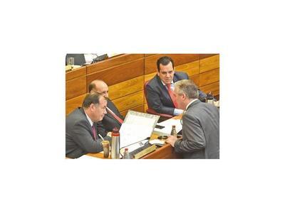 Friedmann está dispuesto a dejar su banca si Mario Abdo le pide