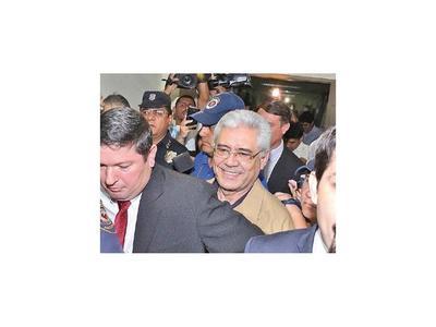 Ex rector de la UNA, Froilán Peralta, citado a juzgamiento