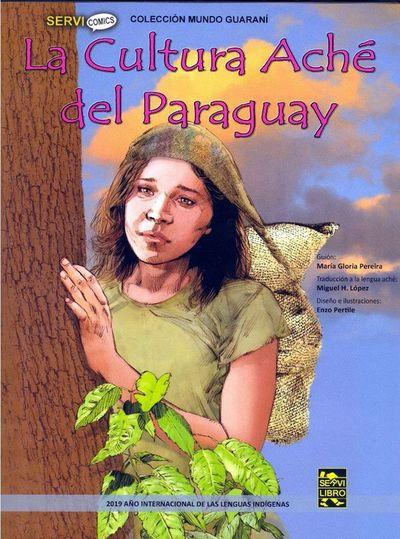 """Historieta se adentra en """"La cultura Aché del Paraguay"""""""