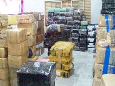 Detienen a supuesto implicado en red de envío de drogas al Brasil
