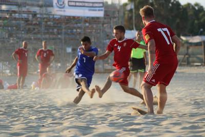 Los Pynandi golearon 14 – 4 a Hungría