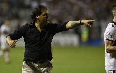 """Ayala: """"Será más complicado para Cerro"""""""
