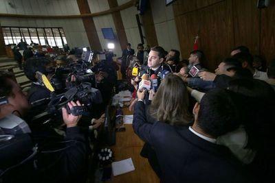 """Alliana reitera que hay """"tres usurpadores de bancas en el Senado"""""""