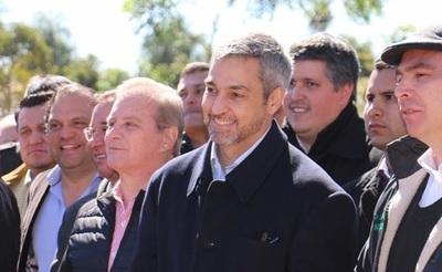 Abdo Benítez habla luego del fracaso del juicio político