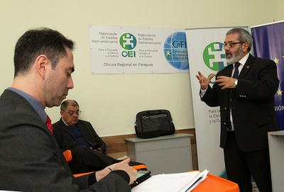 Socializarán el Plan de Transformación Educativa en seminario internacional