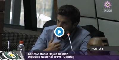 """Diputado sanlorenzano pide a Abdo Benitez """"que la soberbia no le ciegue"""""""