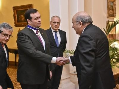 Juan Ángel Delgadillo, designado como nuevo embajador en Brasil