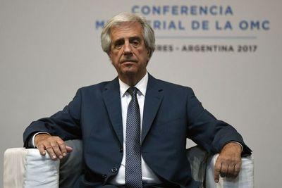 """Presidente de Uruguay anuncia que tiene """"nódulo pulmonar"""" posiblemente maligno"""