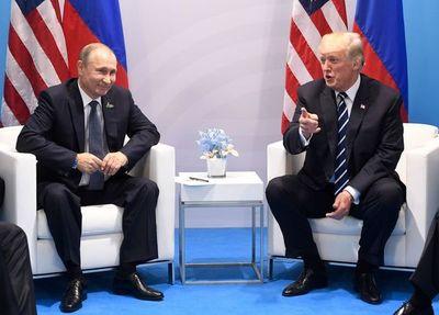 Trump quiere de nuevo un G8 con Rusia dentro