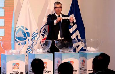 La Libertadores de Fútbol Playa ya conoce a sus grupos