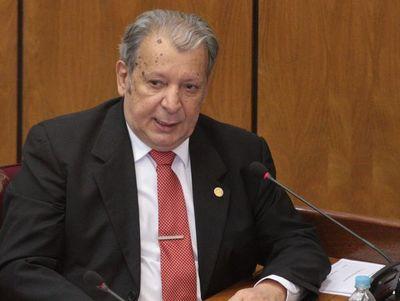 """Galaverna: """"Horacio Cartes no puso condiciones ni pidió la cabeza de nadie"""""""