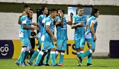 Santaní avanza en Copa Paraguay