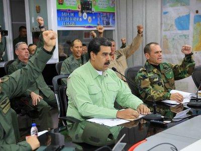 Maduro confirma contacto con Estados Unidos