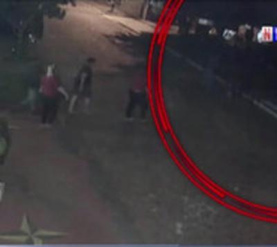 Hombre muere manipulando un alumbrado público en San Lorenzo