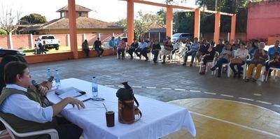 Autoridades de Catastro harán audiencias públicas en Alto Paraná y Ñeembucú