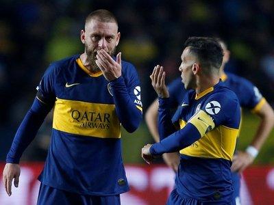 Liga de Quito por la hazaña ante un grande de la Libertadores, Boca Juniors