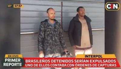 Capturan a brasileños que analizaban movimientos en Palacio de Gobierno