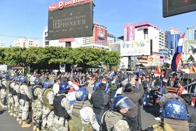 Piden evitar movilizaciones en zona céntrica de Ciudad del Este