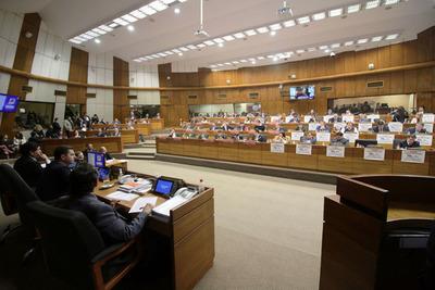 Diputados archivaron juicio político