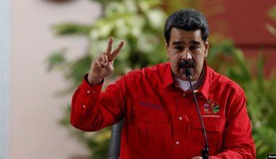 Trump y Maduro confirman diálogo entre sus gobiernos
