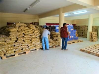 Destinan cerca de 27.000 millones en alimentos para estudiantes en Boquerón
