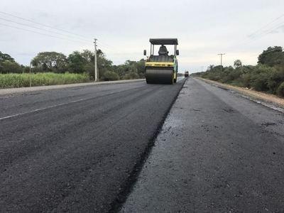 Ruta Alberdi-Villeta tendrá más obras complementarias y se cumplirá plazo de construcción, afirma MOPC