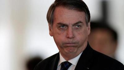 Bolsonaro afirma que las ONG´s podrían estar provocando incendios en el Amazonas