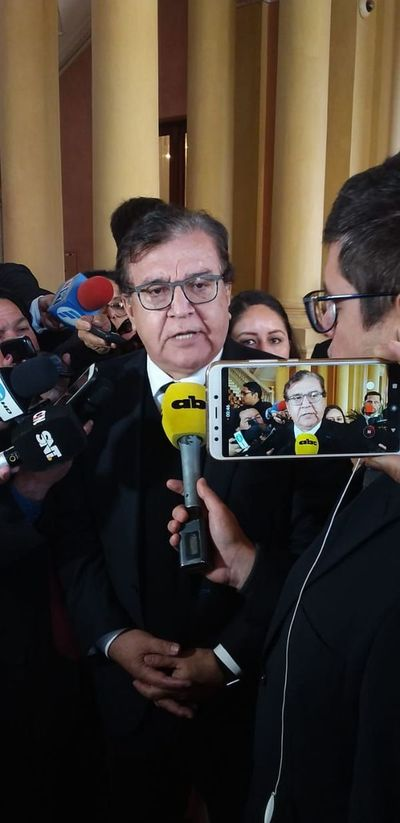 """Juicio Político: """"Oposición no supo crear un clima destituyente"""", dice Duarte Frutos"""