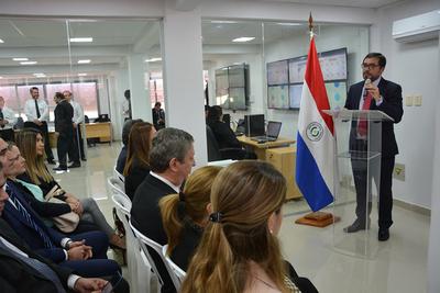 Ministerio de Justicia lanzó nueva plataforma de gestión de datos penitenciarios