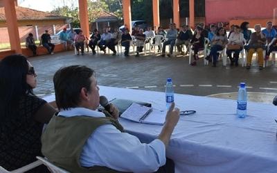 Catastro realizará audiencia pública en Alto Paraná
