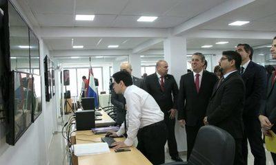 Presidente del TSJE recuerda la presentación de proyecto de modificación de ley electoral para dar derecho al voto a reclusos sin condena