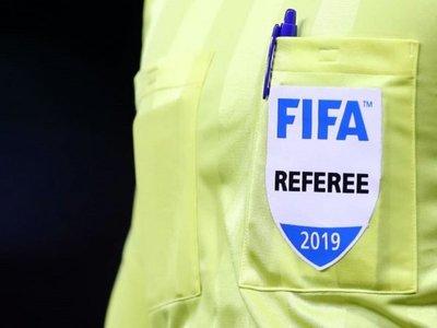 FIFA designa árbitras para Brasil 2019