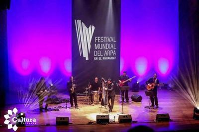 Paraguay alberga Festival del Arpa y promueve riqueza cultural de la guarania
