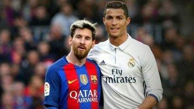 Cristiano Ronaldo elogió a Lionel Messi