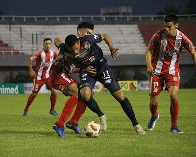 Nacional sufrió, pero avanza en la Copa Paraguay