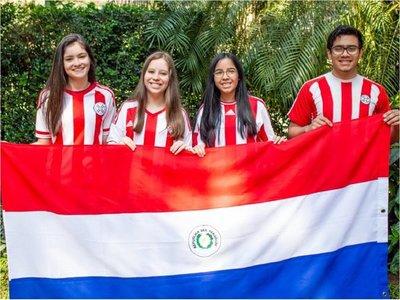 Paraguayos listos para competir en Olimpiadas de Matemática