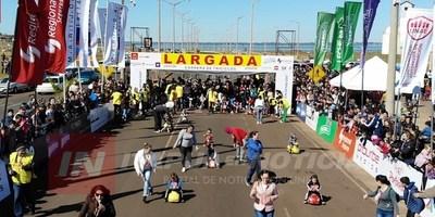 ANUNCIAN LA OCTAVA EDICIÓN DE LA CARRERA DE TRICICLOS EN ENCARNACIÓN