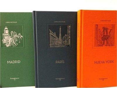 Una colección de libros recupera el sosiego de viajar en la era de internet