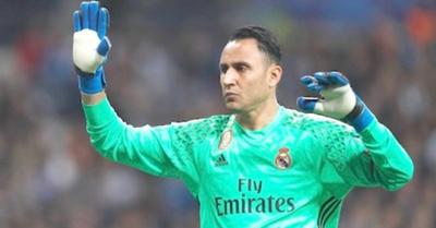 Keylor pide rajarse del  Real Madrid