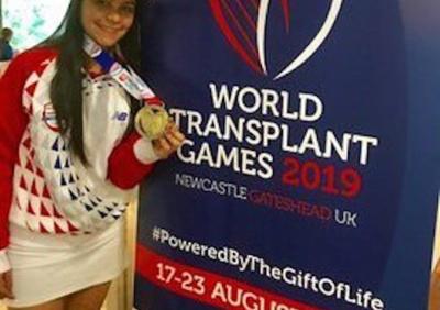 Tatiana Benítez y otro grandioso logro en el golf