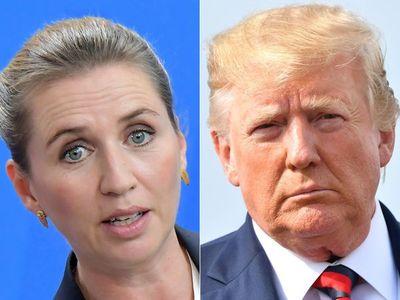 "Trump critica tono ""desagradable"" de la primera ministra danesa"