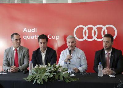 Centenario recibe el Audi Quattro